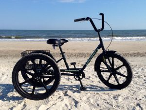 affordable electric tricycle
